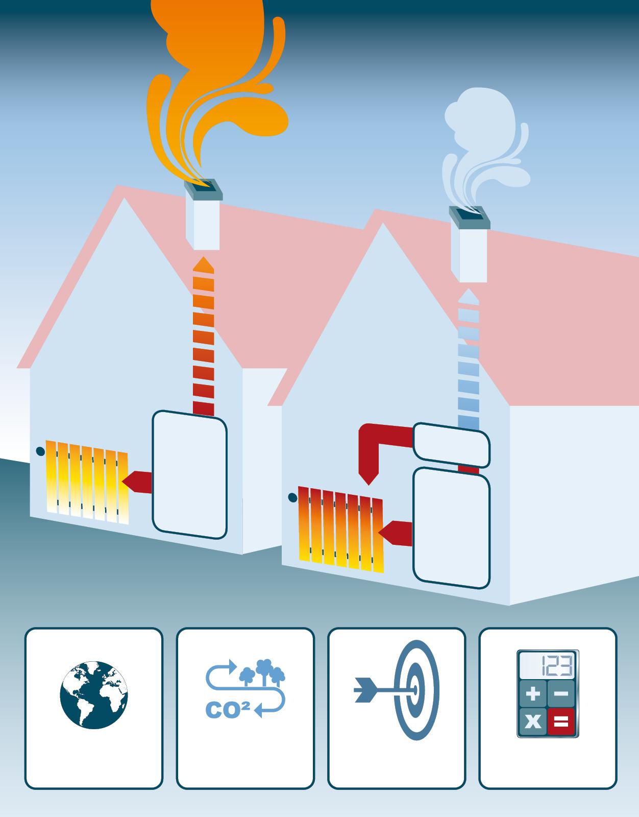 Ausgezeichnet Wie Funktioniert Gasheizung Bilder - Elektrische ...
