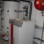 Installationsbeispiel für Wärmepumpe in Waldhilsbach