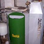 CO²-neutrale Heiztechnik im Keller