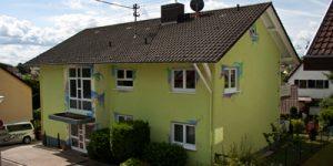 Wohn- und Geschäftshaus in Wiesloch - Baiertal