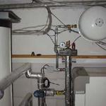 Sole-Wasser Wärmepumpe
